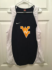West Virginia WVU Mountaineers Team Issued Nike Sleeveless Workout Top XL