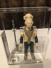1985 Star Wars Kenner Yakface Action Figure CAS Graded
