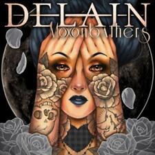 Moonbathers (Black Doppelvinyl) von Delain (2016)