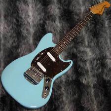 Fender Japan Mustang MG69 SBL, Electric Guitar, MIJ, d7121