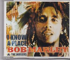 Bob Marley-I Know A Place cd maxi single