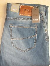 BRAX Jeans Stretchjeans Cadiz Sommer Denim jeansblau Fb24 super light Denim  NEU