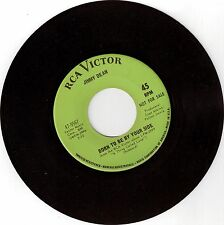 DEAN, Jimmy  (Born To Be By Your Side)  RCA 47-9567 = PROMOTIONAL record