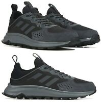 New ADIDAS Trail Running Athletic Sneaker Trail Casual Mens black gray all sizes