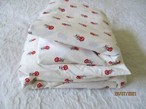 Anthology Twin XL Fitted and Flat Sheets