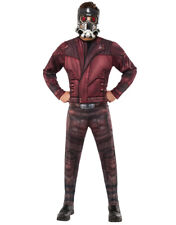 """Mens Star-Lord Guardians 2 Muscle Chest Costume Std Chst 44"""" Wst 30-34"""" Leg 33"""""""