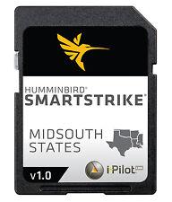 Humminbird SmartStrike MidSouth States v 1.0 600037-1 Compatible w/ i-Pilot Link
