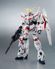 Bandai Robot Spirits Unicorn Gundam destr R051 Action Figure