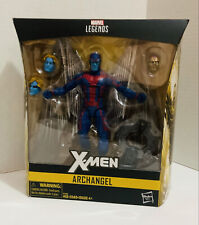 Hasbro Marvel Legends X-Men Series Archangel 6in Action Figure, NEW