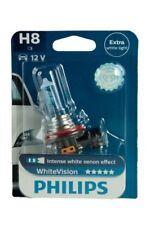 PHILIPS h8 whitevision lampada alogena lampada fanale