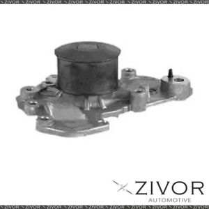 New Protex Water Pump For Hyundai Tiburon HN 2.0L G4GC 3/2002 on *By Zivor*
