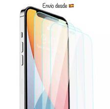 Protector Cristal Templado iPhone 12 Mini/12/12 Pro/12 Pro Max 3D Glass Hard New