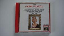 Kalman: contessa Mariza-sezione trasversale-CD