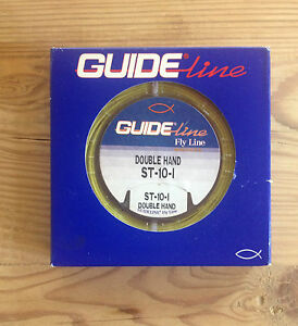 Guideline Shooting Tapers double hand Intermediate, 46ft, Mustard ST-10-I