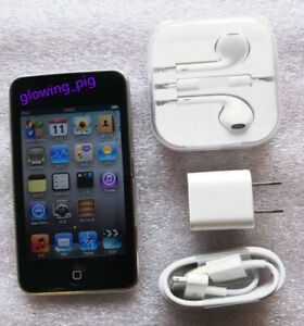 Black  Apple iPod Touch 1st , 2nd, 3rd, 4th, Generation 8GB 16GB 32GB 64Gb