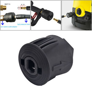 Pressure Washer Hose Connector Converter M22 for Karcher K Replacement