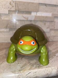Michelangelo Teenage Mutant Ninja Turtles TMNT Mini Playset Micro Mutants 2016