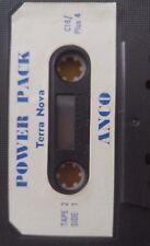 Anco Power Pack Tape 2 C 16, c116 PLUS 4 (TAPE) Terra Nova, speedboat, football