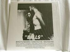 PETER BROTZMANN Balls Fred Van Hove HAN BENNINK 180 gram SEALED LP