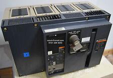 Merlin Gerin Masterpact M16H2 1600Amp Air Circuit Breaker With STR58U Trip MCCB