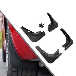 For Tesla Model 3 Mud Flaps Front Rear Splash Guards Fender 2016-2021 No Holes