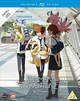 Digimon Adventure Tri The Movie Part 4 Collectors Edition Bluray [Blu-ray] [DVD]