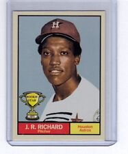 JR Richard '73 Houston Astros Rookie Stars series #10 by Monarch Corona