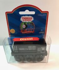 THOMAS THE TANK TRAIN - WOODEN DIESEL 2001 LEARNING CURVE COLLECTOR CARD **NEW**
