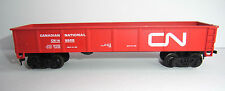 Bachmann HO-US Wagons-Canadian National CN 789048-Top-US Open Freight Car