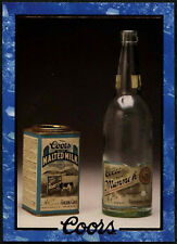 Prohibition Products #32 Coors Beer Trade Card (C389)