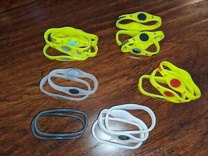 Power Balance Performance Technology Bracelet Lot Of 17 Small & 6 Small