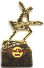 Hard Rock Cafe WARSAW 2008 Franchise of the Year STAFF LE150 VERY RARE
