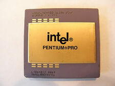 INTEL PENTIUM PRO CPU FOR GOLD RECOVERY PAYDIRT NUGGETS
