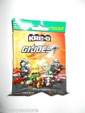 Land Adventurer G.I. Joe Kre-O Collection Wave 2  Mini-Figure Kreon Kreo #78 NIB