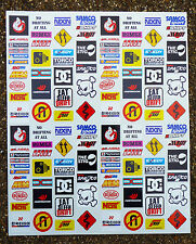 RC Drift stickers decals Tamiya HPI Maverick Losi Drift-R Kyosho HSP