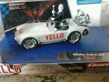 Shelby Cobra 289 YELLO , Carrera digital 132