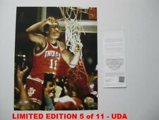 ISIAH THOMAS signed/autographed INDIANA HOOSIERS 16x20 Photo LIMITED 5/11 - UDA