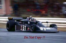 Masahiro Hasemi Kojima KE009 Japanese Grand Prix 1976 Photograph 2