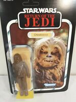 1984 Star Wars Chewbacca Return Of The Jedi Kenner Action Figure **Recarded**