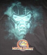MORTAL KOMBAT SUB ZERO MEN'S X-LARGE T-SHIRT XL TEE