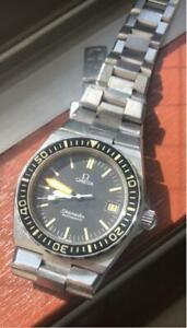 OMEGA Seamaster 120M Diver 1979 PloProf Automatic Winding Mens Watch