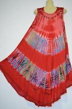 Viscose Regular Size Dresses Midi
