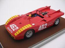 1/18 scale Tecnomodel Abarth 2000SP Sèstriere GP 1970 TM18-59E