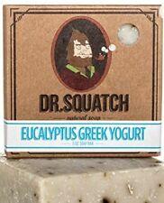 Dr. Squach Eucalyptus Greek Yogurt New 5 oz Bar Soap