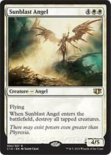 SUNBLAST ANGEL Commander 2014 MTG White Creature — Angel Rare