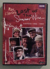 bbc roy clarke's LAST OF THE SUMMER WINE vintage 1982 - 1983 DVD