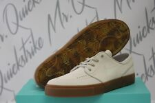 NIKE SB ZOOM STEFAN JANOSKI SZ 10.5 LIGHT BONE THUNDER BLUE GUM BROWN 333824 057