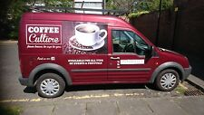 business for sale, coffee van. Mobile catering coffee van for sale