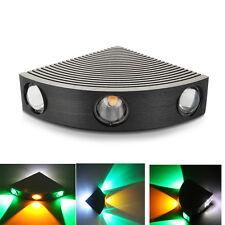 4W LED Wandleuchte Wandlampe Effektlampe Aussenleuchte Aussenlampe Flurlampe