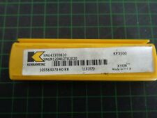 3 x Kennametal Wendeschneidplatte SNGN 120412T02020; KY3500